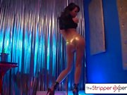 The Stripper Experience - Natalie Heart is punished by a monster cock