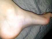 POV foot fetish from Amber