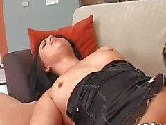 Lindsay Kay takes a cock right up to her ass