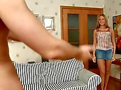 Amy - Anal Casting