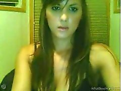 Amazing webcam Brunette