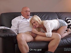 DADDY4K. Dad send guy away to have opportunity to fuck his..
