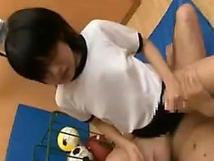 Stunning Asian teen relishes every thrust of hard meat in h