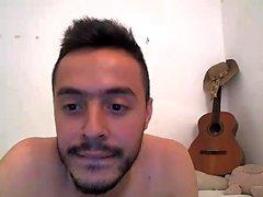 Hottest Amateur Brunette BBW Teen mouth stuffing on Webcam
