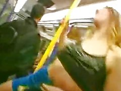 british sluts laura and kelly flashing and fingering on the underground
