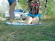 sengul piknikte kizlikgini verdi