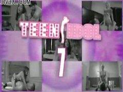 Teen Idol 7, Scene 3 Brooke Lee Adams, Lily Labeau
