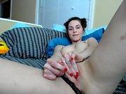Horny Teen Fingering Under The Panties