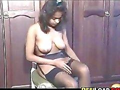 Young Amateur Indian Masturbating