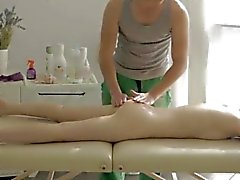 Mirta gets a sensuous massage