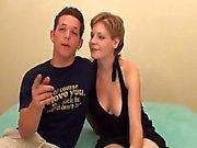 girlyflirts - kinky blonde milf banged in bed