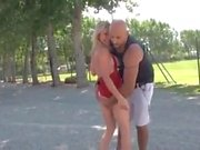 Hot milf and her younger lover 809