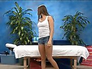 Lovely teen beauty with sexy body gets nailed