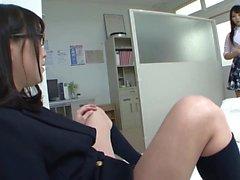 Transformation Nasty Female Teacher