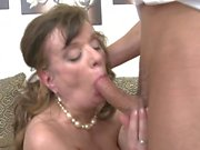 Mature girls get sex with young horny boys