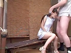 Teen japs bj and cumshot compilation