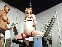 The Domination Of Madison Young - Scene 2