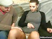 Sex and interracial gangbang