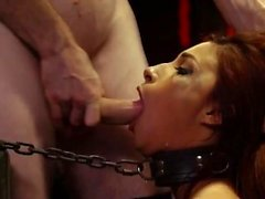 Bad slave girl Poor tiny Jade Jantzen, she just wanted to