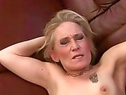 Naughty granny fucking with her young boyfriend