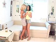 Angelina And Loana - Horny Cuties