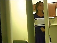 Sister Cheerleader Catches You