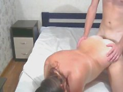 Horny Slut Gets Fucked In Multiple Position