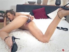 Super Hot Squirming Orgasm