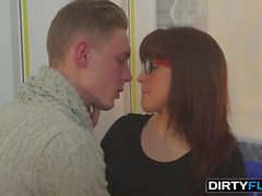 Dirty Flix - Rose - Smart chick fucked dirty