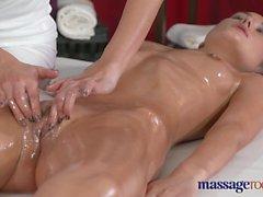 Massage Rooms Vietnamese lesbian loves pussy