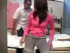 Woman get a massage and a fuck III (asian japanese japan street teen )