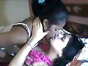 Indian Lesbians Making Love