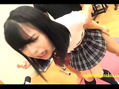 Mimi Yazawa Fucked In The Gym Wearing Her School Uniform