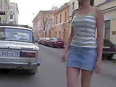Autumn - russian teen