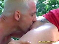 picked up Teen for anal fuck