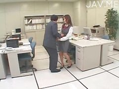 Office sex with dirty slut