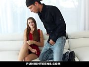 Super sexy attractive young girl Alex Mae gets a well