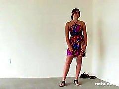 Redhead Skyla Novew Amateur Casting (HUUU)