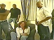 Amateur - Classic - New York BBC Gangbang - No Cum Shots