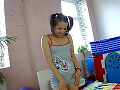 Anal Sex Is Her Birthday Present