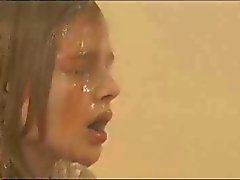 Chloe Moretz shower montage