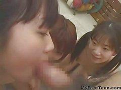 Bukkake Japanese Girls