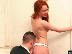 Ella Hughes is a red headed bride who thought she was...