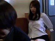 Yui Nakazato Hairy Japanese Teen Cooch Filled With Sperm