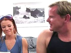 She has really nice boobs! said Lauren. Why don't you see