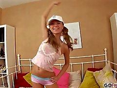 Pretty Teen Justine