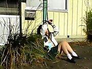 Pal drills japanese playgirl