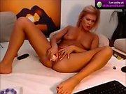 Lovely Teen Toying Her Ass On Webcam