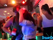 Cfnm party teen blows