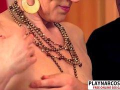 Beauty Step Mom Georgina Take Cock Hot Teen Stepson
